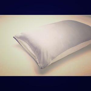 Silked Satin Pillow sleeve